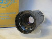 '   Cinelux 2.8 60mm -MINT-BOXED- ' 60mm 2.8 Boxed Projection Lens £19.99